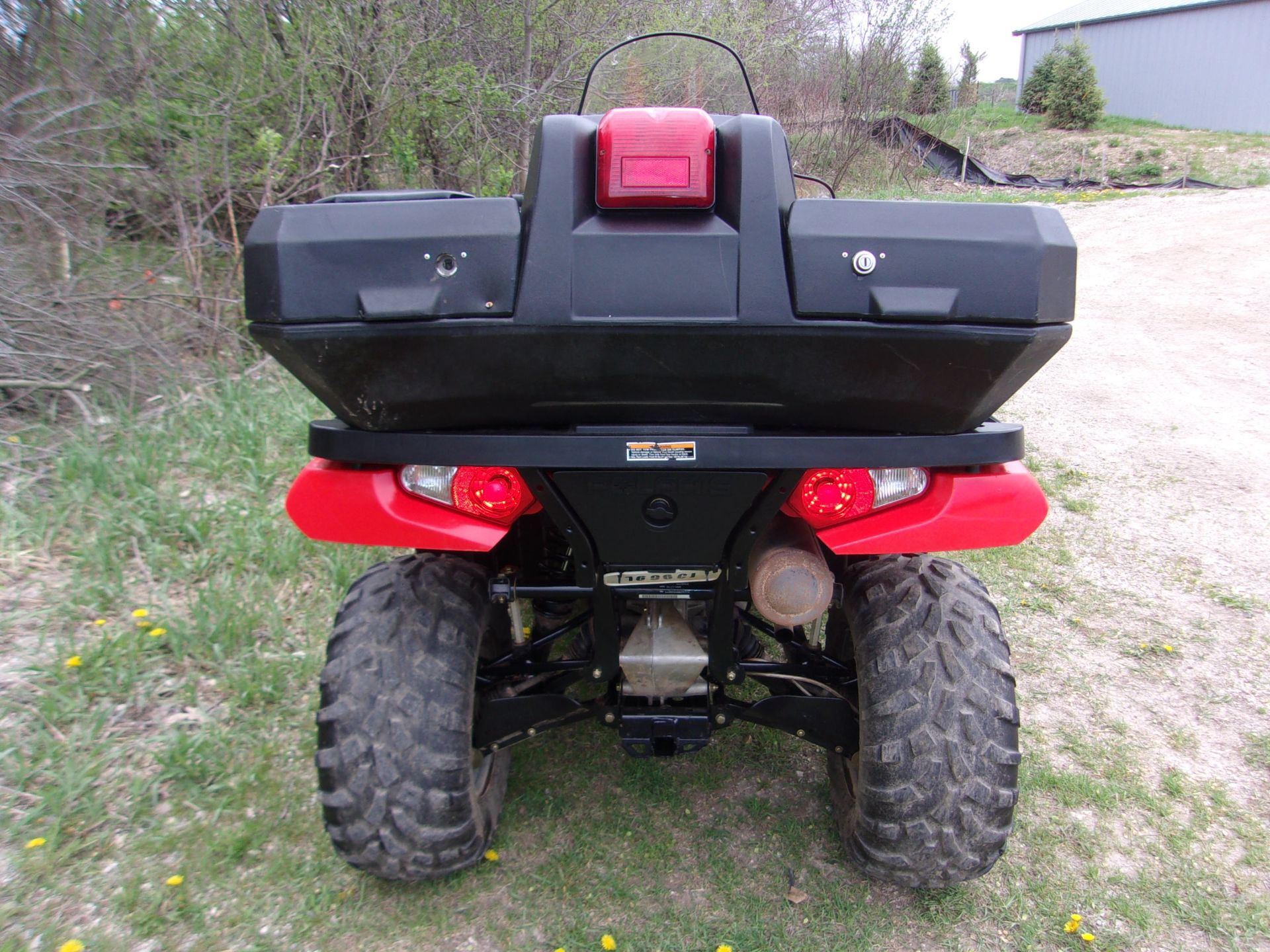 2008 Polaris Sportsman® 500 H.O. in Mukwonago, Wisconsin - Photo 8