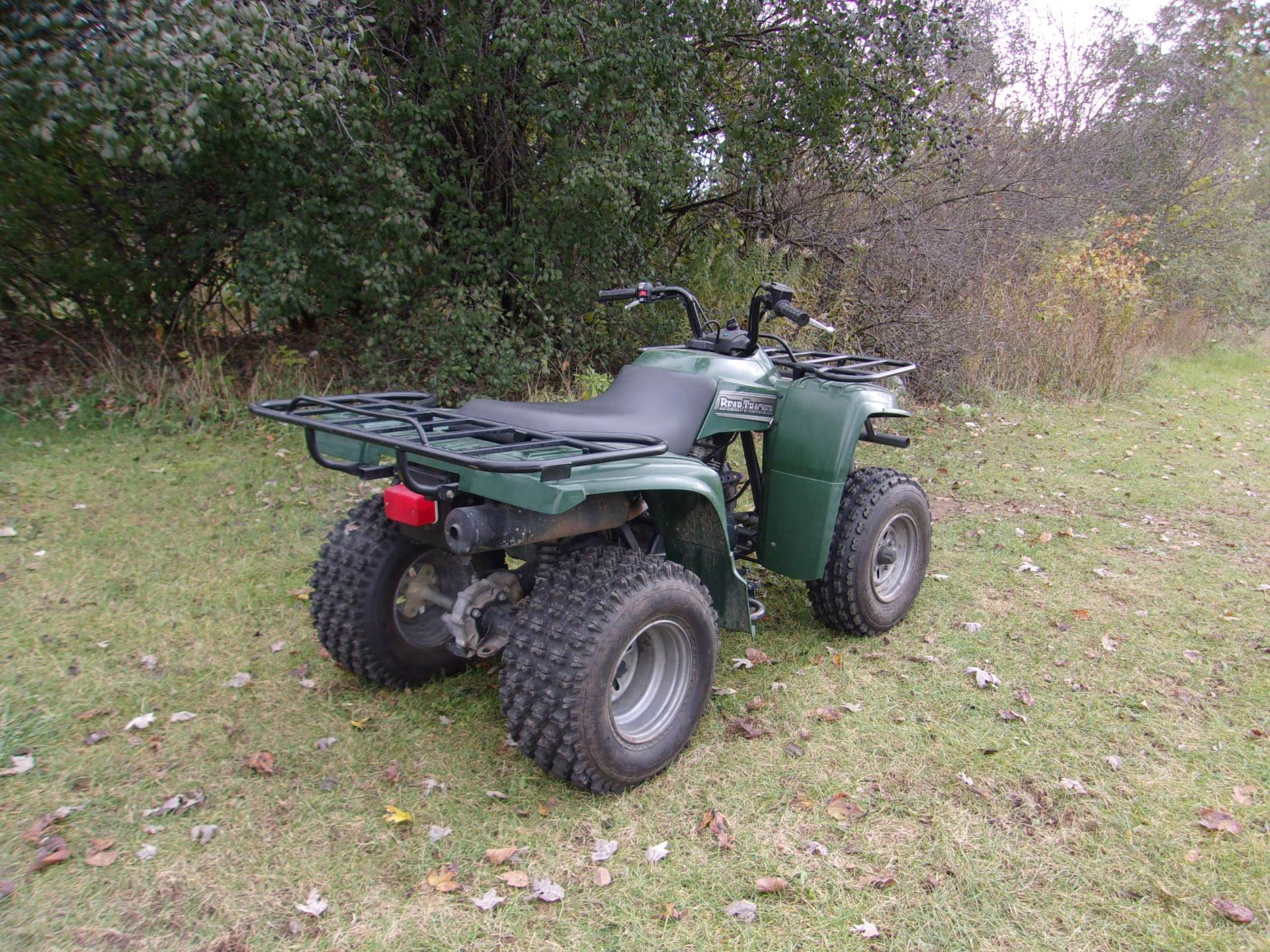 1999 Yamaha BearTracker in Mukwonago, Wisconsin - Photo 3