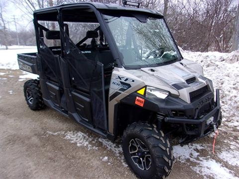 2018 Polaris Ranger Crew XP 1000 EPS in Mukwonago, Wisconsin - Photo 1