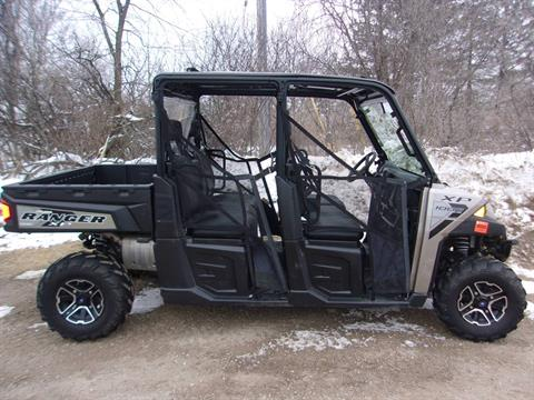 2018 Polaris Ranger Crew XP 1000 EPS in Mukwonago, Wisconsin - Photo 2