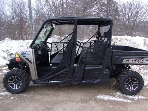2018 Polaris Ranger Crew XP 1000 EPS in Mukwonago, Wisconsin - Photo 4
