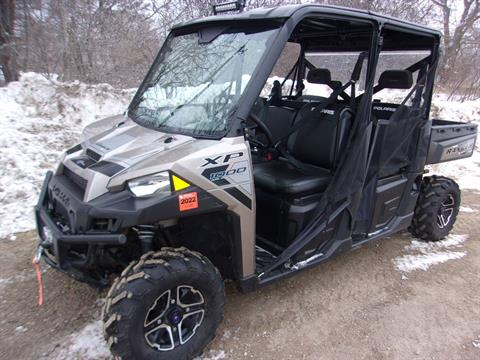 2018 Polaris Ranger Crew XP 1000 EPS in Mukwonago, Wisconsin - Photo 5