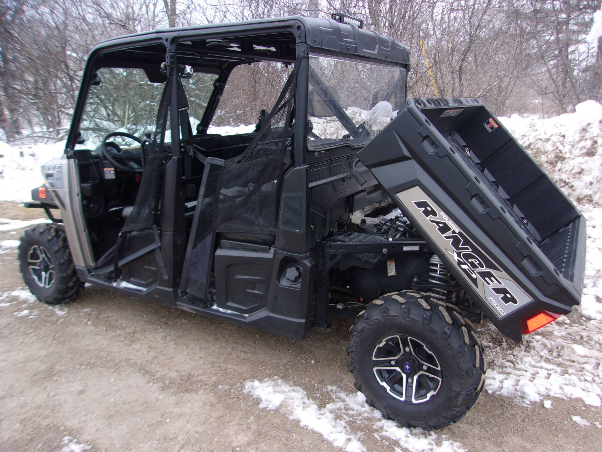 2018 Polaris Ranger Crew XP 1000 EPS in Mukwonago, Wisconsin - Photo 6