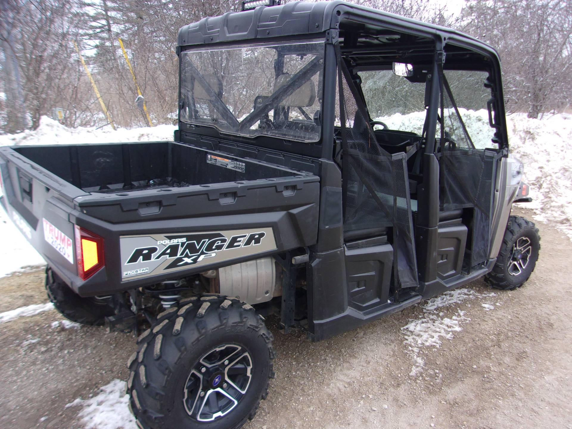 2018 Polaris Ranger Crew XP 1000 EPS in Mukwonago, Wisconsin - Photo 7