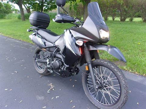 2012 Kawasaki KLR™650 in Mukwonago, Wisconsin - Photo 2