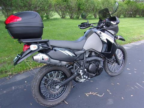 2012 Kawasaki KLR™650 in Mukwonago, Wisconsin - Photo 3