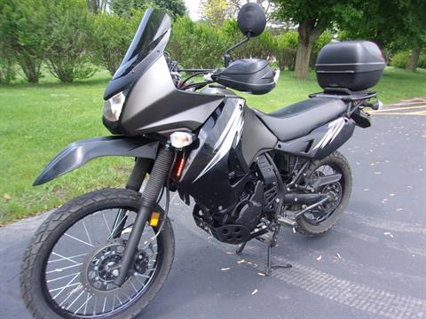 2012 Kawasaki KLR™650 in Mukwonago, Wisconsin - Photo 5