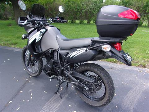 2012 Kawasaki KLR™650 in Mukwonago, Wisconsin - Photo 6