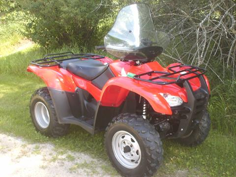 2010 Honda FourTrax® Rancher® 4x4 ES with EPS in Mukwonago, Wisconsin