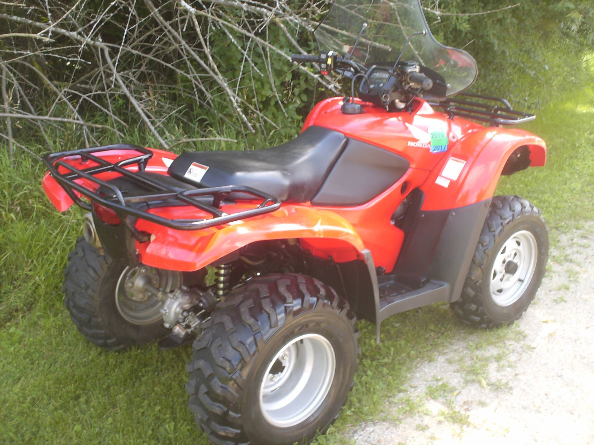 2010 honda fourtrax rancher 4x4 es with eps for sale for Honda 420 rancher for sale