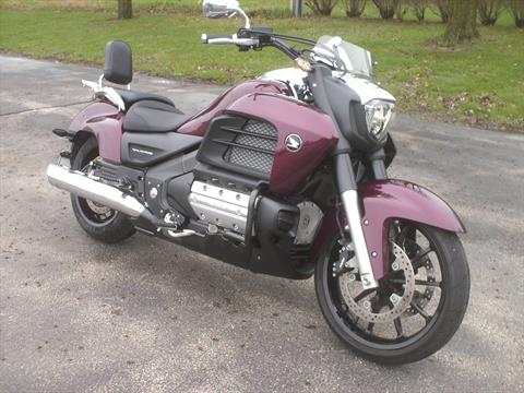 2014 Honda Gold Wing® Valkyrie® in Mukwonago, Wisconsin