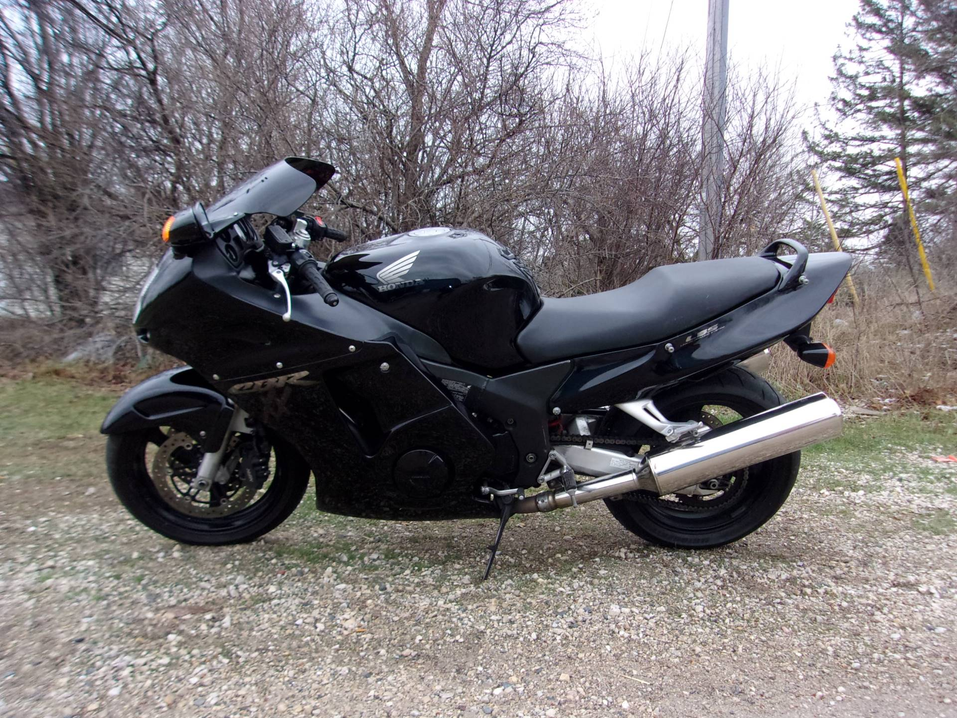1998 Honda CBR 1100XX Blackbird in Mukwonago, Wisconsin - Photo 6
