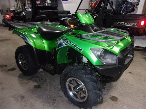 2013 Kawasaki Brute Force® 750 4x4i EPS in Mukwonago, Wisconsin - Photo 1