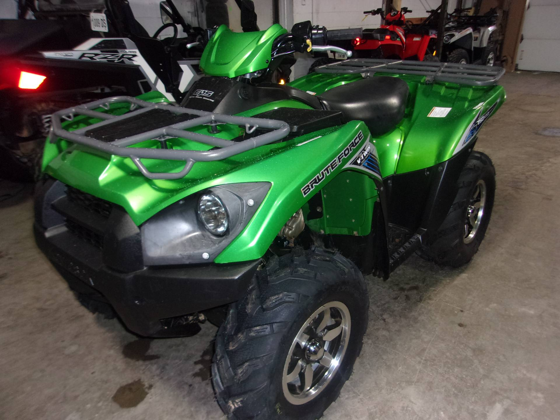 2013 Kawasaki Brute Force® 750 4x4i EPS in Mukwonago, Wisconsin - Photo 3
