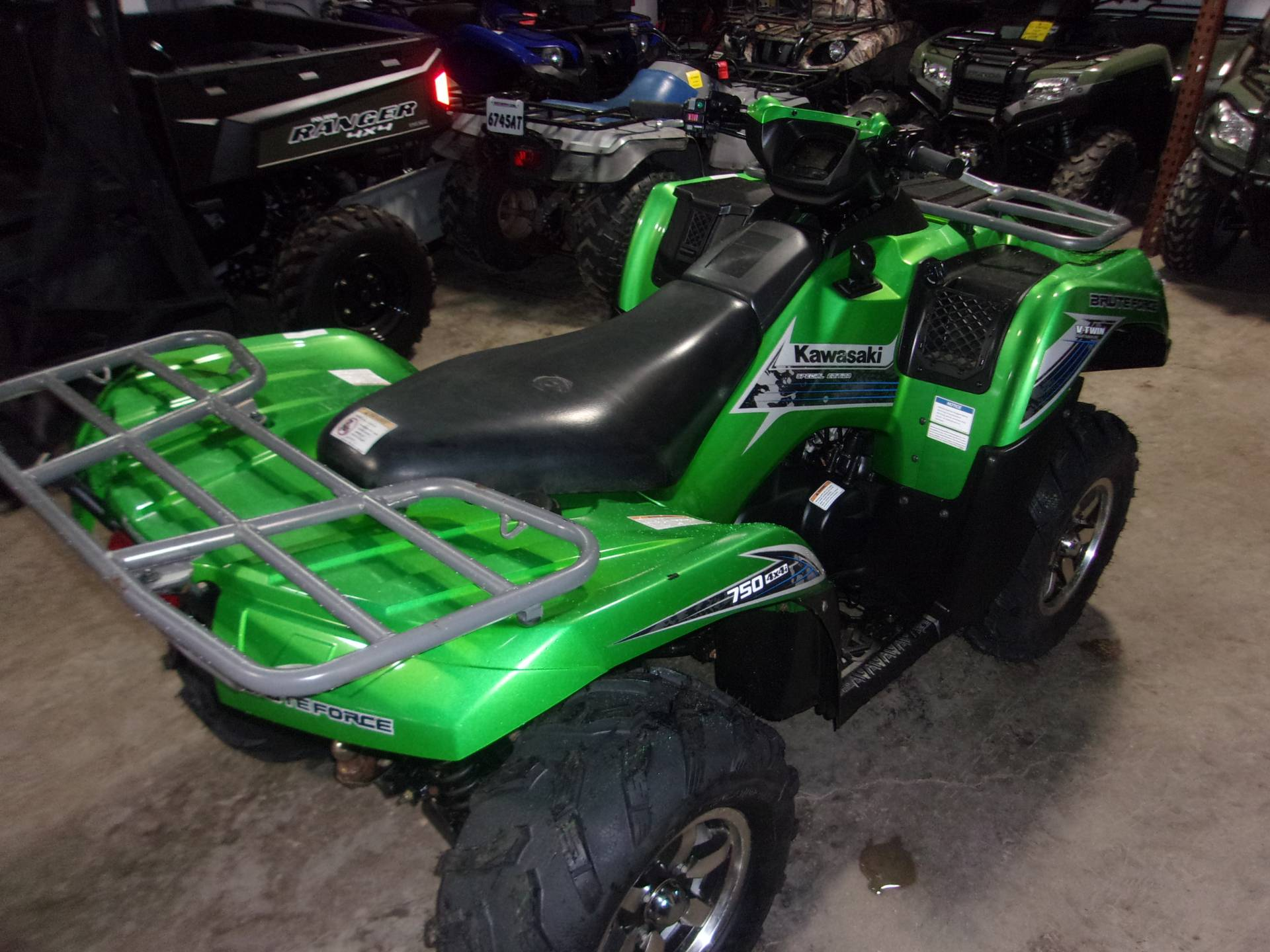 2013 Kawasaki Brute Force® 750 4x4i EPS in Mukwonago, Wisconsin - Photo 7
