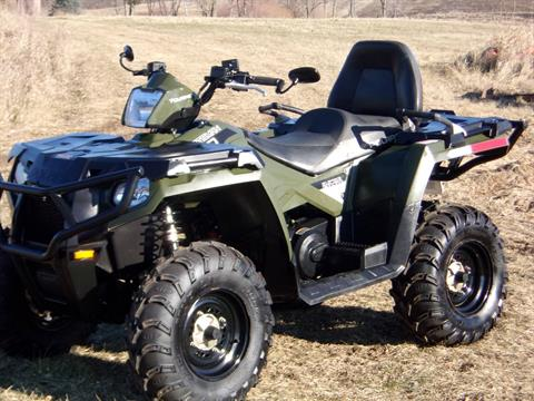 2014 Polaris Sportsman® Touring 570 EFI in Mukwonago, Wisconsin