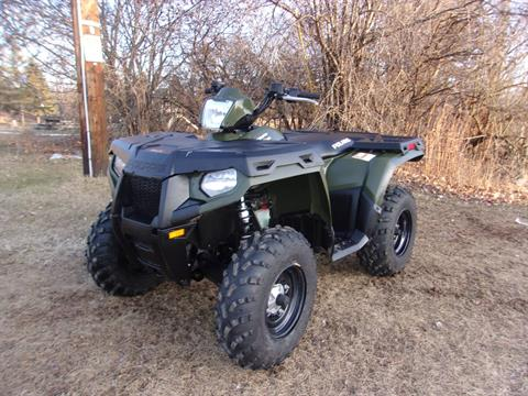 2013 Polaris Sportsman® 400 H.O. in Mukwonago, Wisconsin - Photo 2