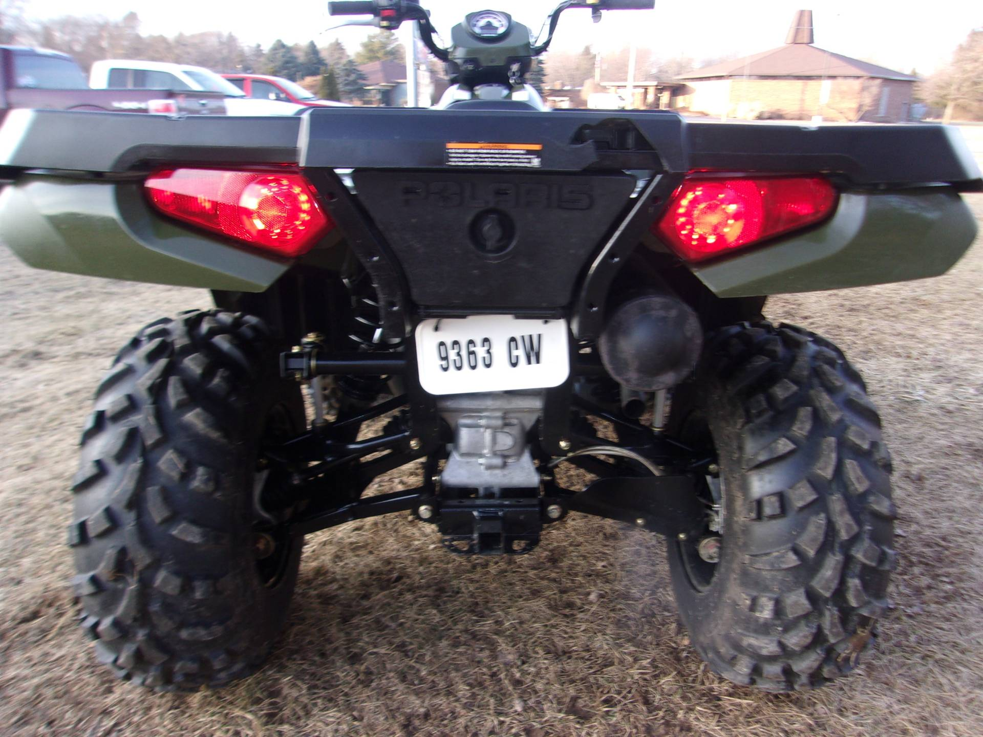 2013 Polaris Sportsman® 400 H.O. in Mukwonago, Wisconsin - Photo 4