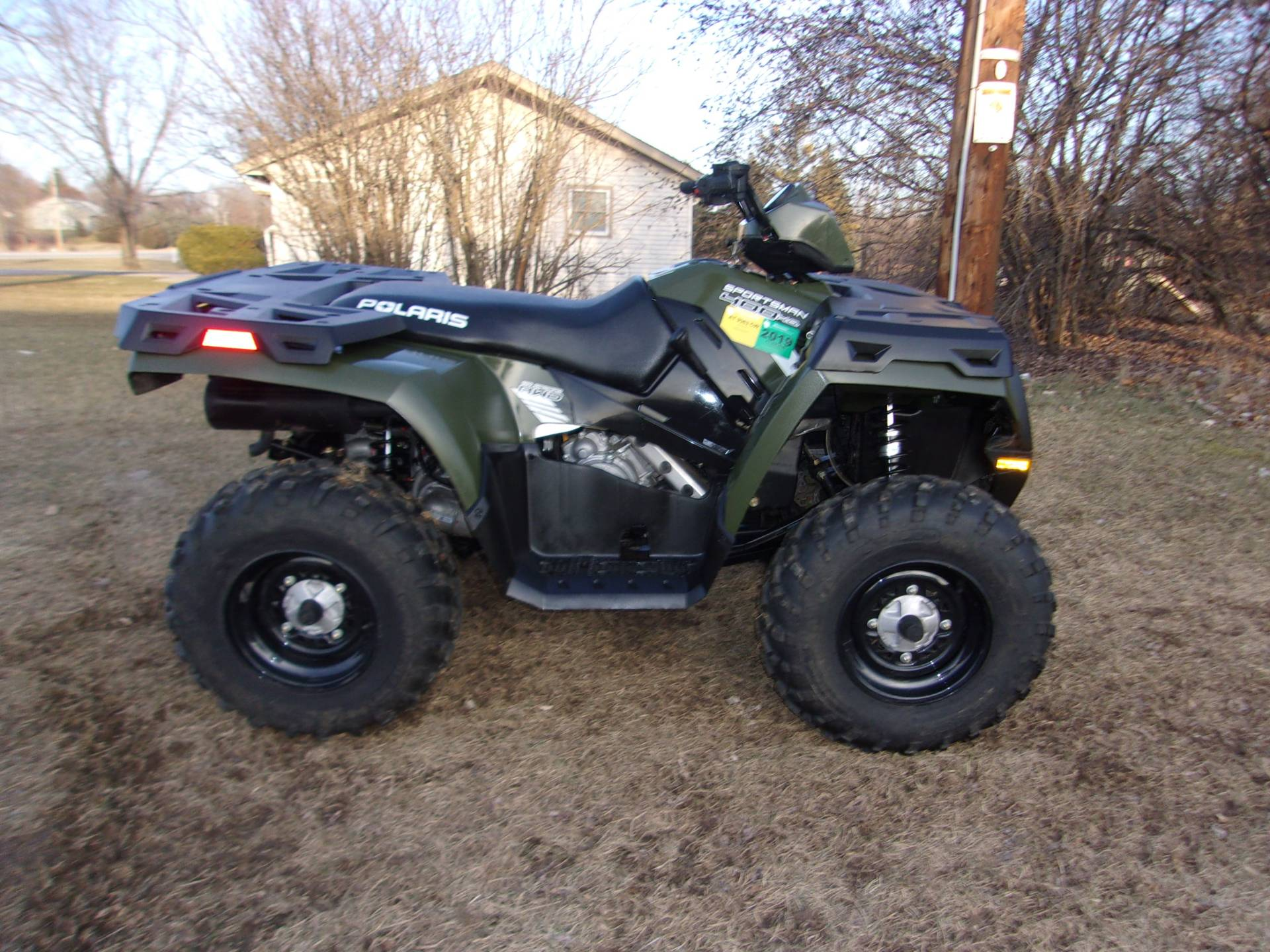 2013 Polaris Sportsman® 400 H.O. in Mukwonago, Wisconsin - Photo 6