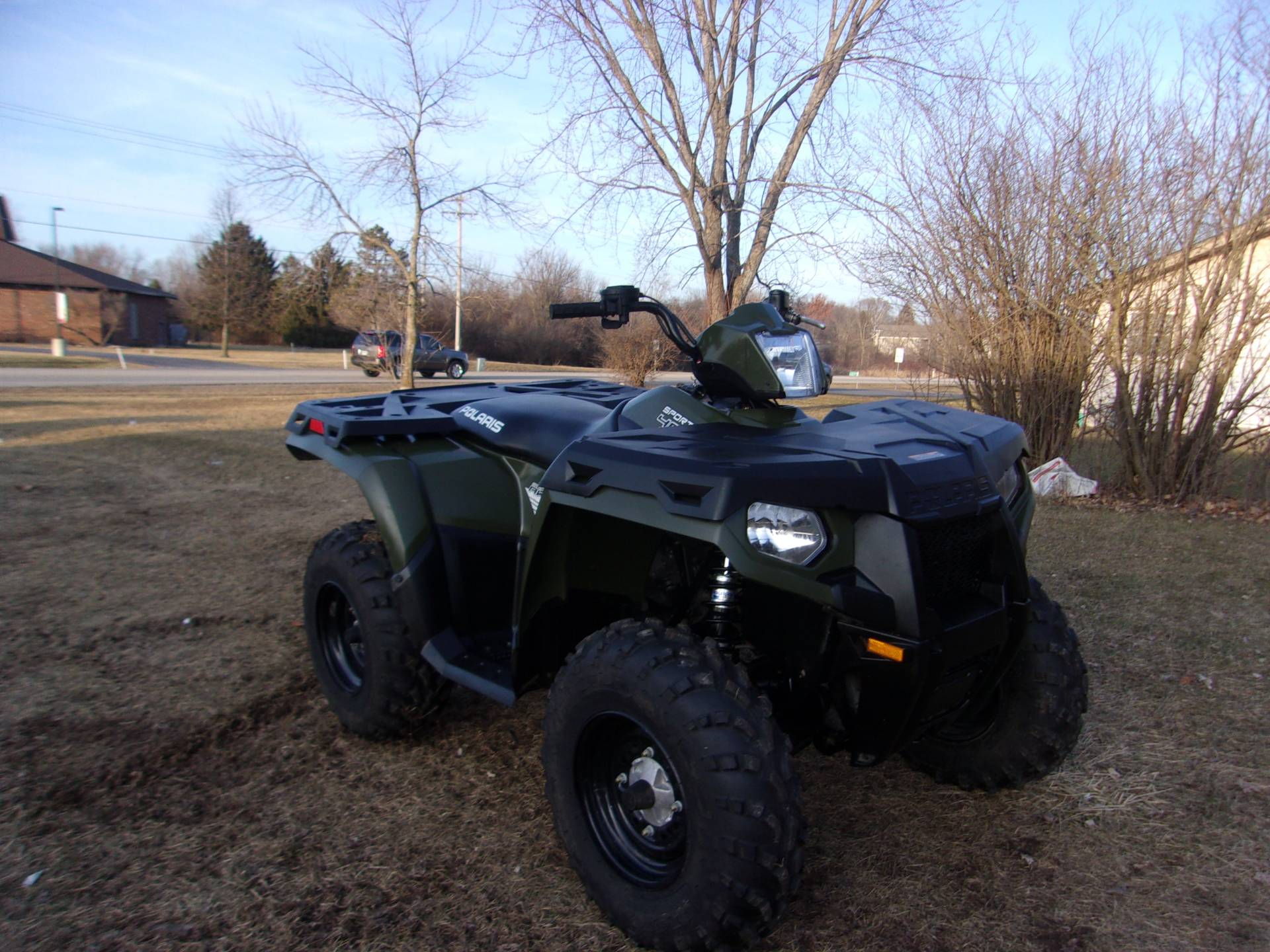 2013 Polaris Sportsman® 400 H.O. in Mukwonago, Wisconsin - Photo 7