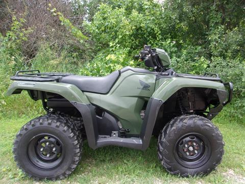 2015 Honda FourTrax® Foreman® Rubicon® 4x4 DCT in Mukwonago, Wisconsin