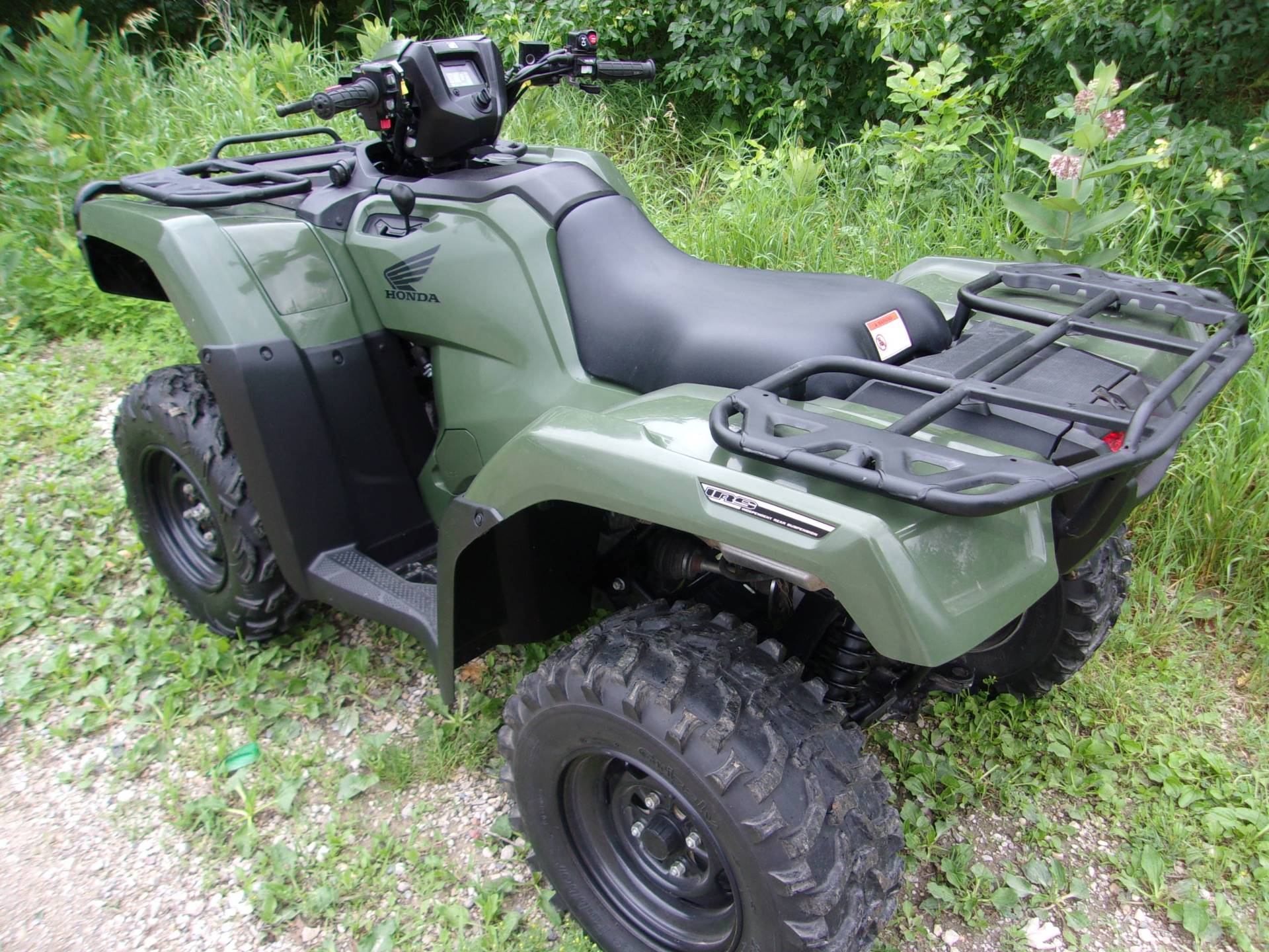 2015 Honda FourTrax® Foreman® Rubicon® 4x4 DCT in Mukwonago, Wisconsin