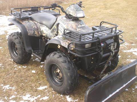2003 Polaris Sportsman 700 Twin Mossy Oaks Camo in Mukwonago, Wisconsin