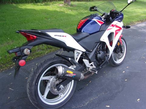 2012 Honda CBR®250R in Mukwonago, Wisconsin - Photo 3