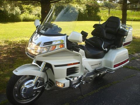 1999 Honda Gold Wing SE in Mukwonago, Wisconsin