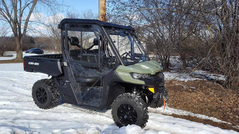 2019 Can-Am Defender DPS HD10 in Mukwonago, Wisconsin - Photo 6