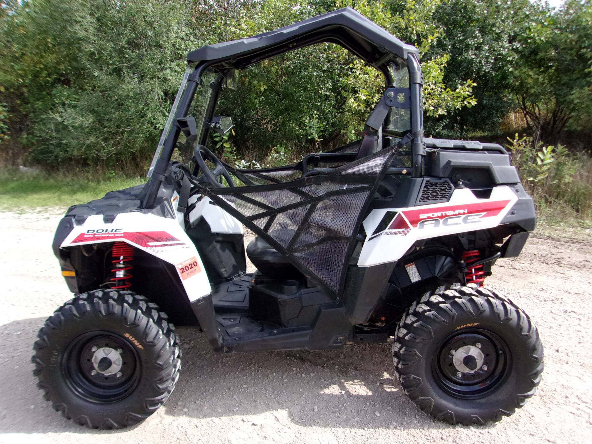 2014 Polaris Sportsman® Ace™ in Mukwonago, Wisconsin - Photo 1