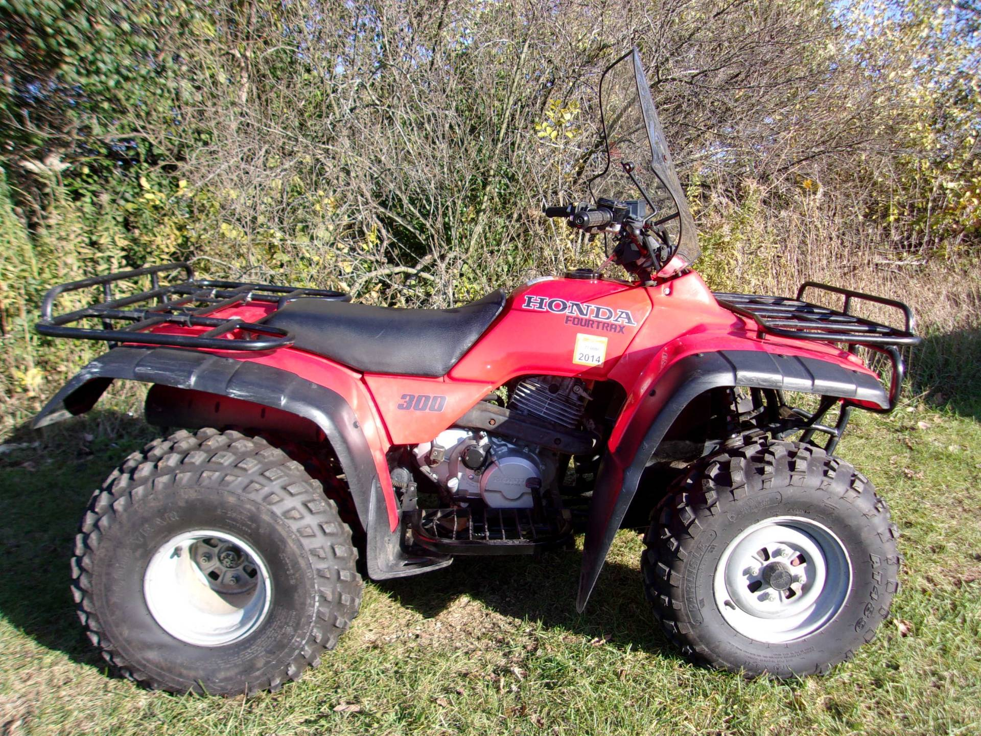 1999 Honda TRX300 in Mukwonago, Wisconsin - Photo 2