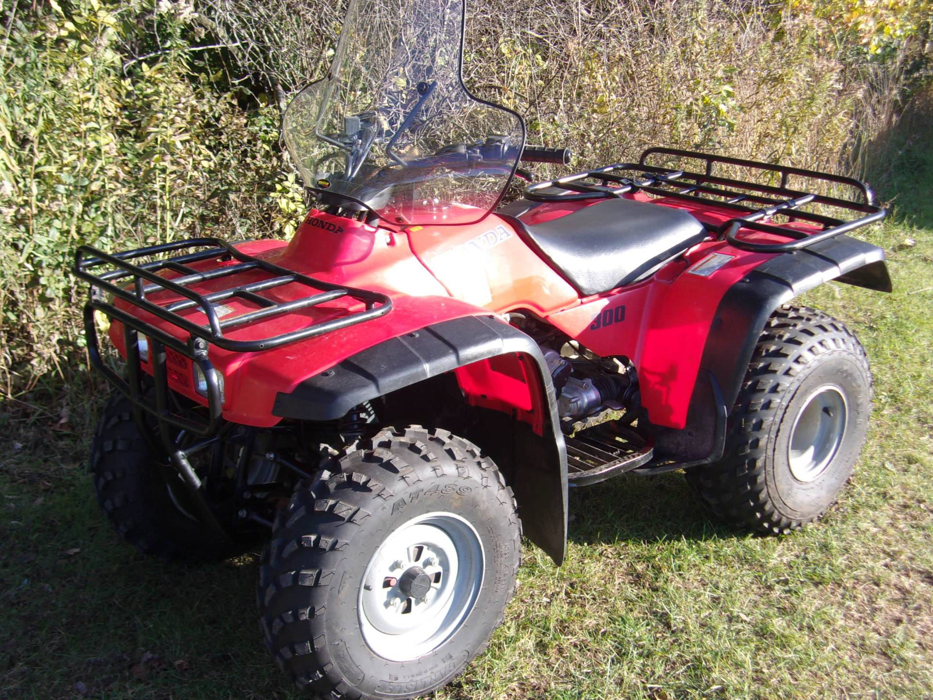 1999 Honda TRX300 in Mukwonago, Wisconsin - Photo 3