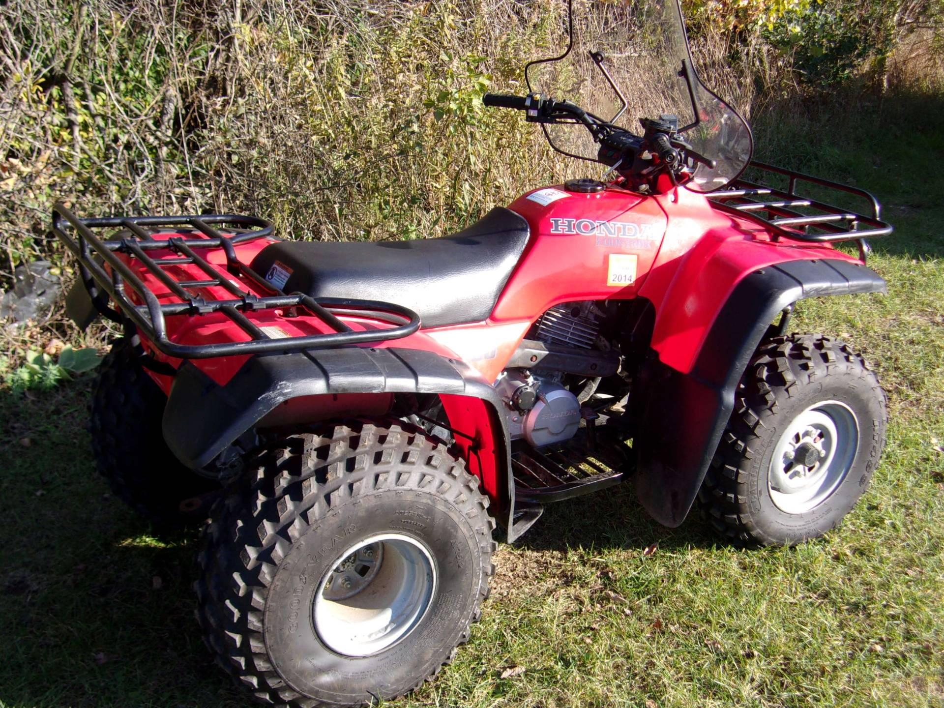 1999 Honda TRX300 in Mukwonago, Wisconsin - Photo 5