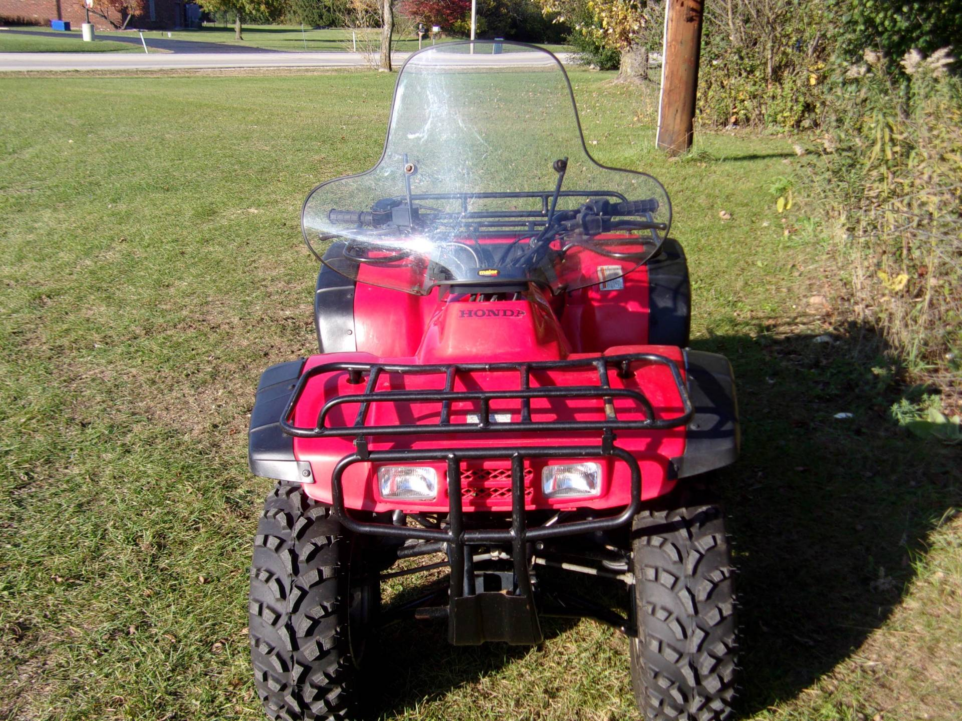 1999 Honda TRX300 in Mukwonago, Wisconsin - Photo 6