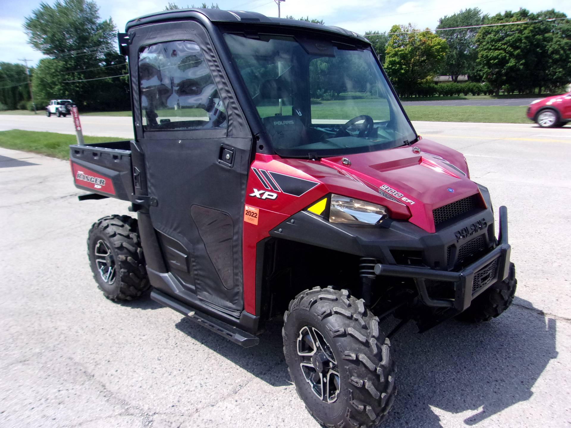2014 Polaris Ranger XP® 900 EPS LE in Mukwonago, Wisconsin - Photo 3