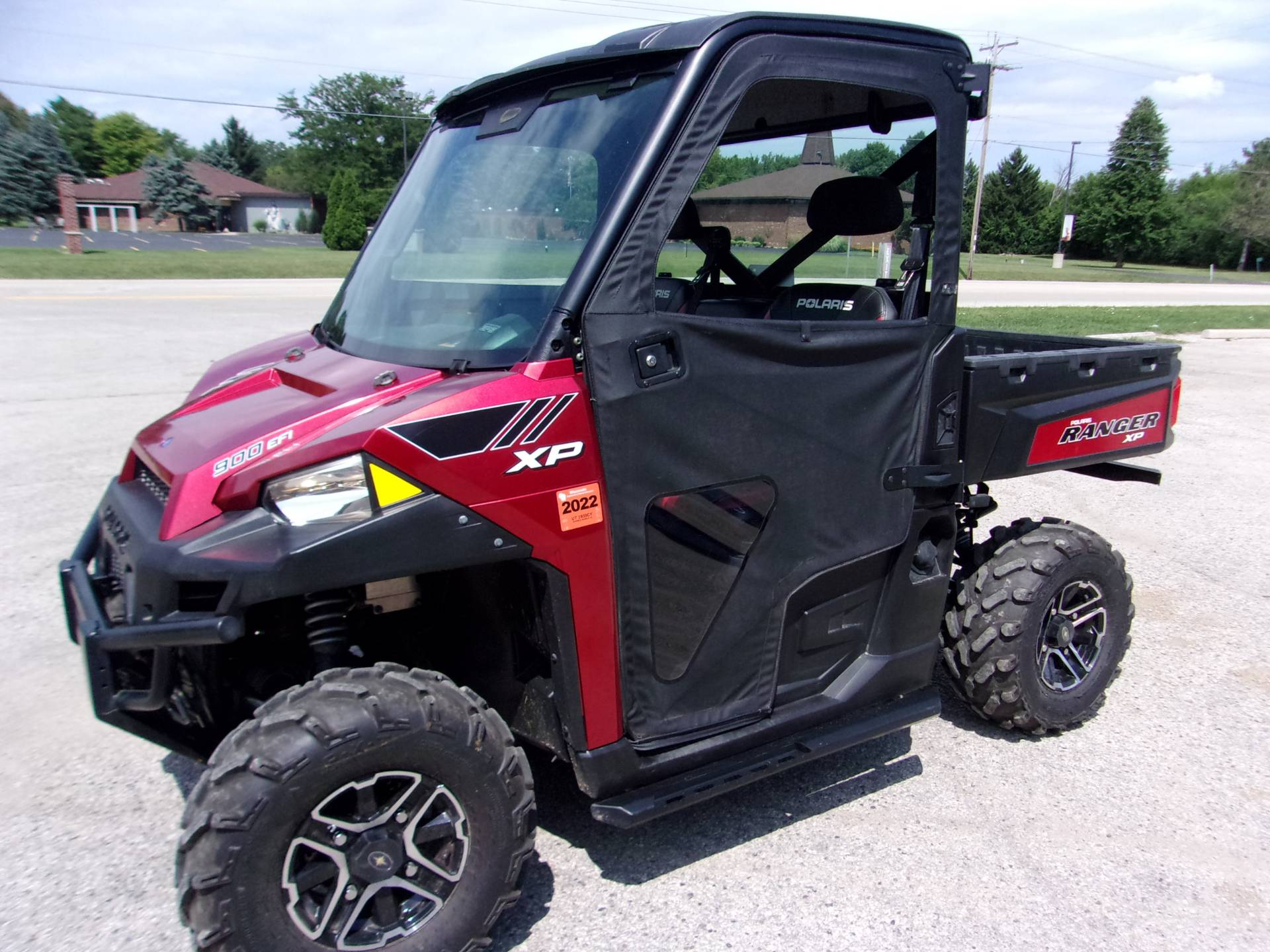 2014 Polaris Ranger XP® 900 EPS LE in Mukwonago, Wisconsin - Photo 4