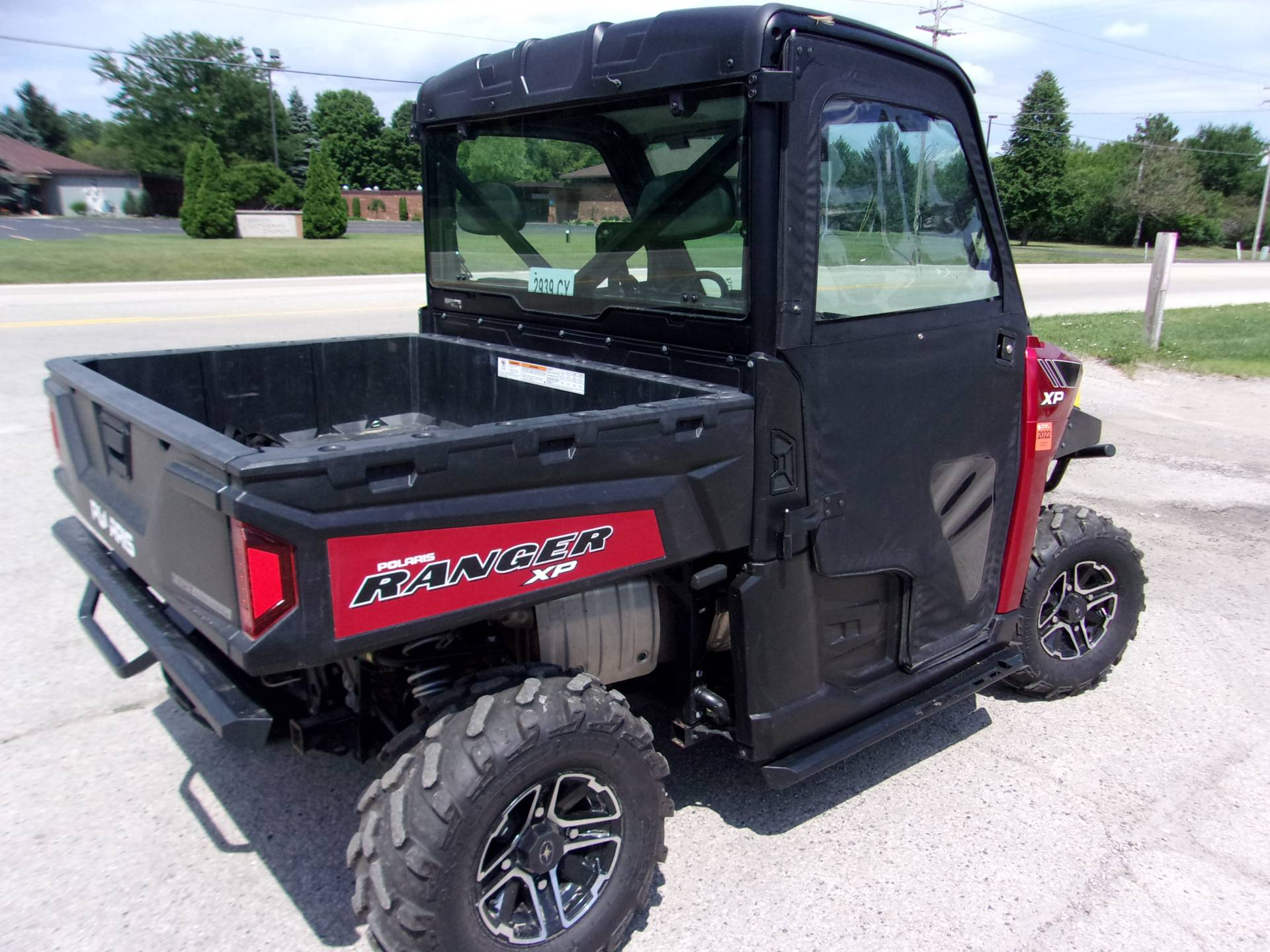 2014 Polaris Ranger XP® 900 EPS LE in Mukwonago, Wisconsin - Photo 6