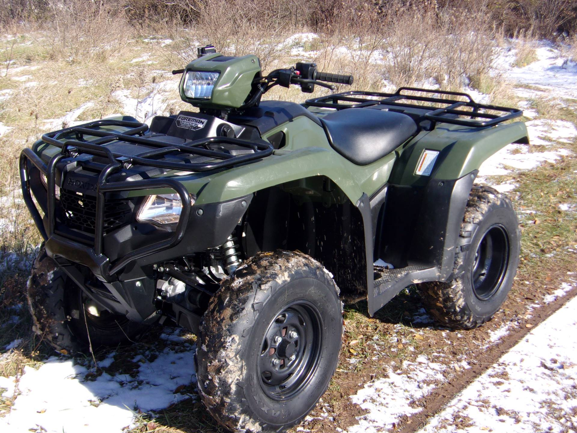 2014 Honda FourTrax® Foreman® 4x4 ES EPS in Mukwonago, Wisconsin - Photo 1