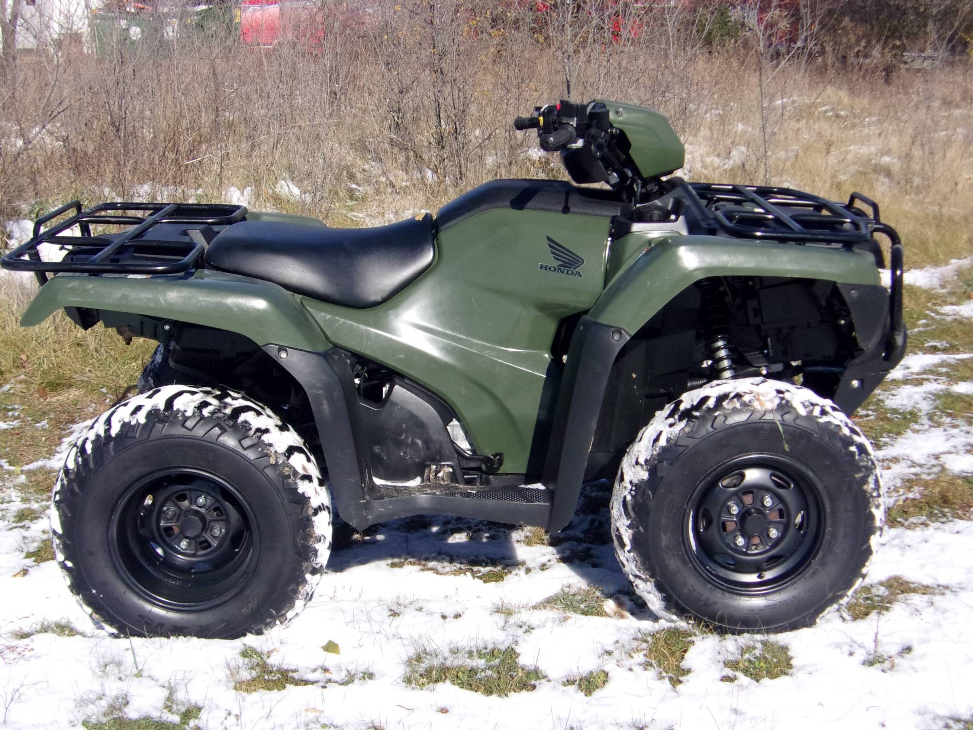 2014 Honda FourTrax® Foreman® 4x4 ES EPS in Mukwonago, Wisconsin - Photo 4