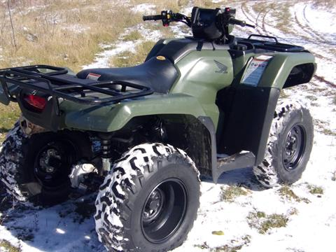 2014 Honda FourTrax® Foreman® 4x4 ES EPS in Mukwonago, Wisconsin - Photo 5