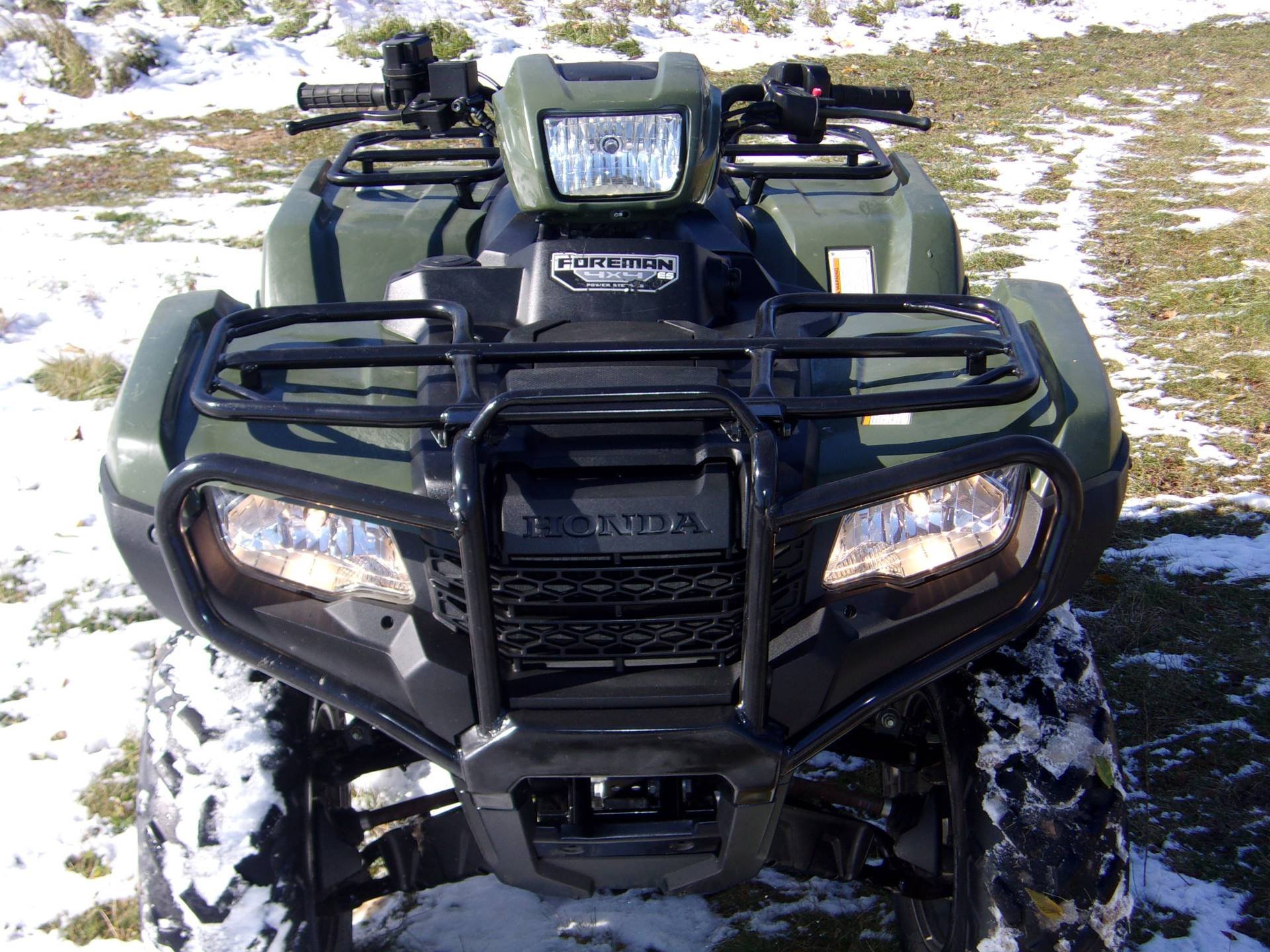 2014 Honda FourTrax® Foreman® 4x4 ES EPS in Mukwonago, Wisconsin - Photo 7