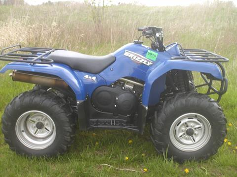 2011 Yamaha Grizzly 350 Auto. 4x4 in Mukwonago, Wisconsin