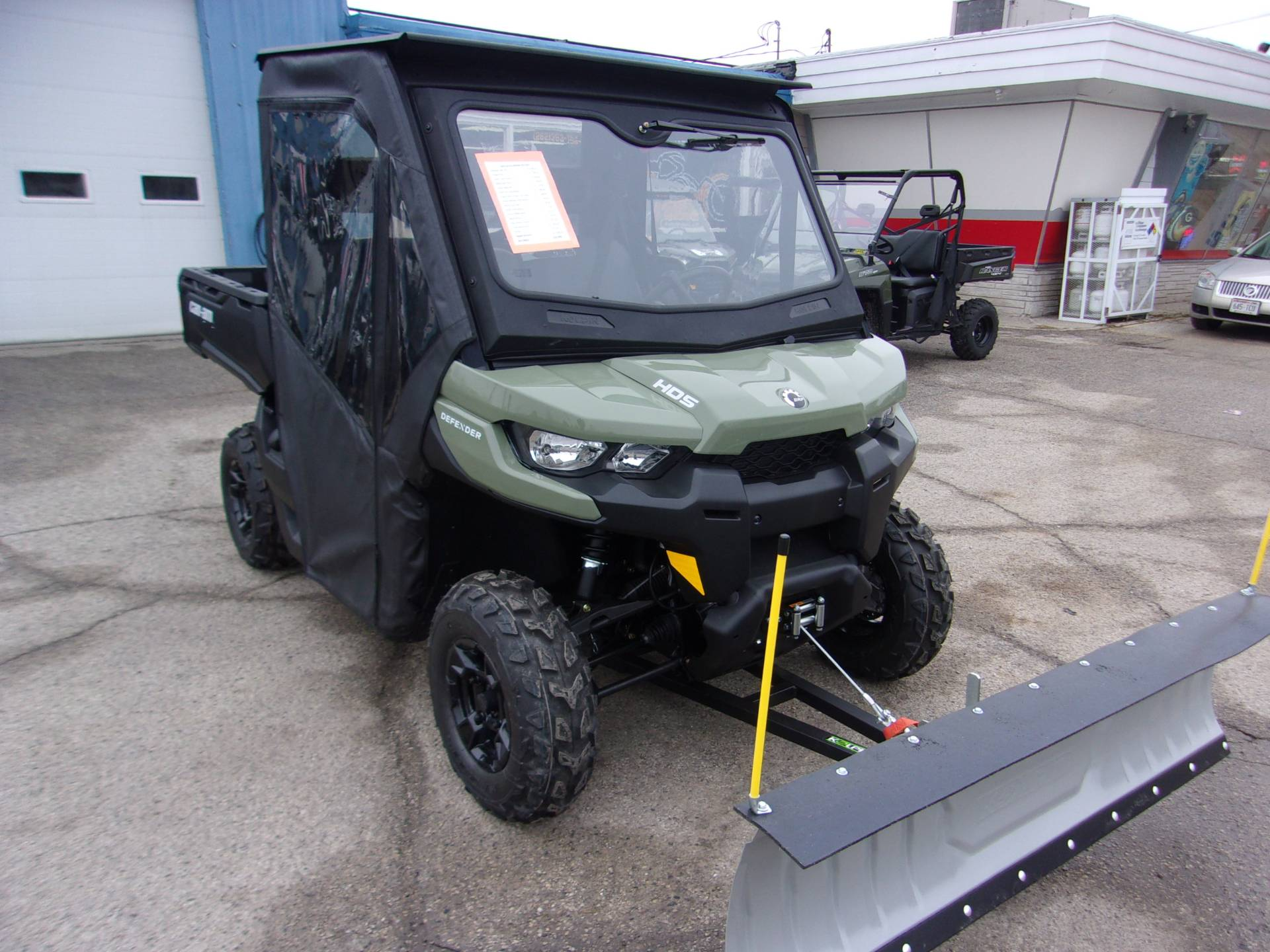 2019 Can-Am Defender DPS HD5 in Mukwonago, Wisconsin - Photo 3