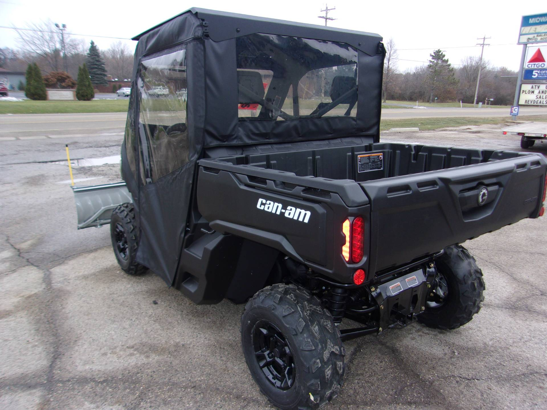 2019 Can-Am Defender DPS HD5 in Mukwonago, Wisconsin - Photo 7