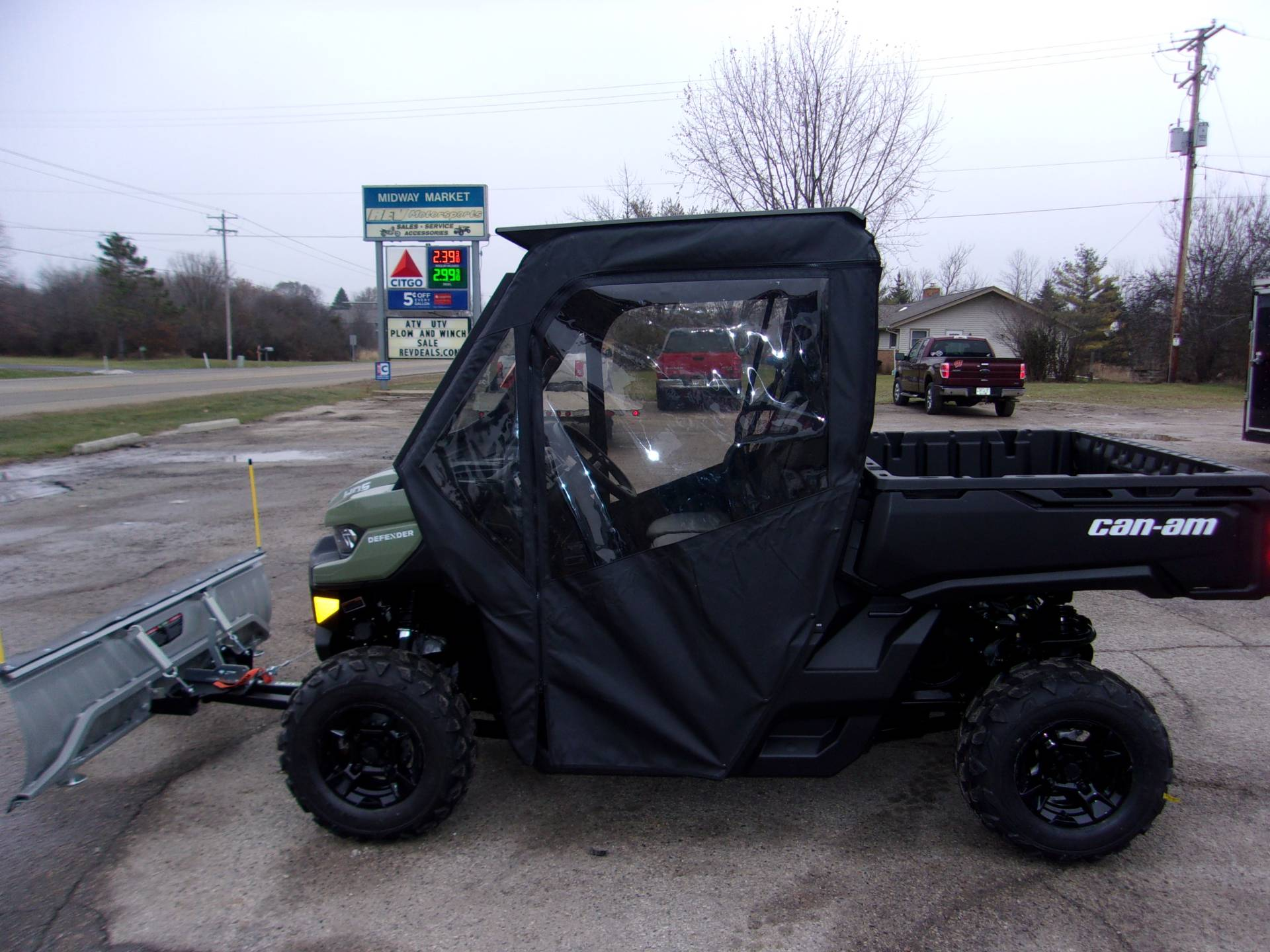 2019 Can-Am Defender DPS HD5 in Mukwonago, Wisconsin - Photo 8