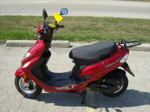 2016 Wolf Brand Scooters RX-50 in Mukwonago, Wisconsin