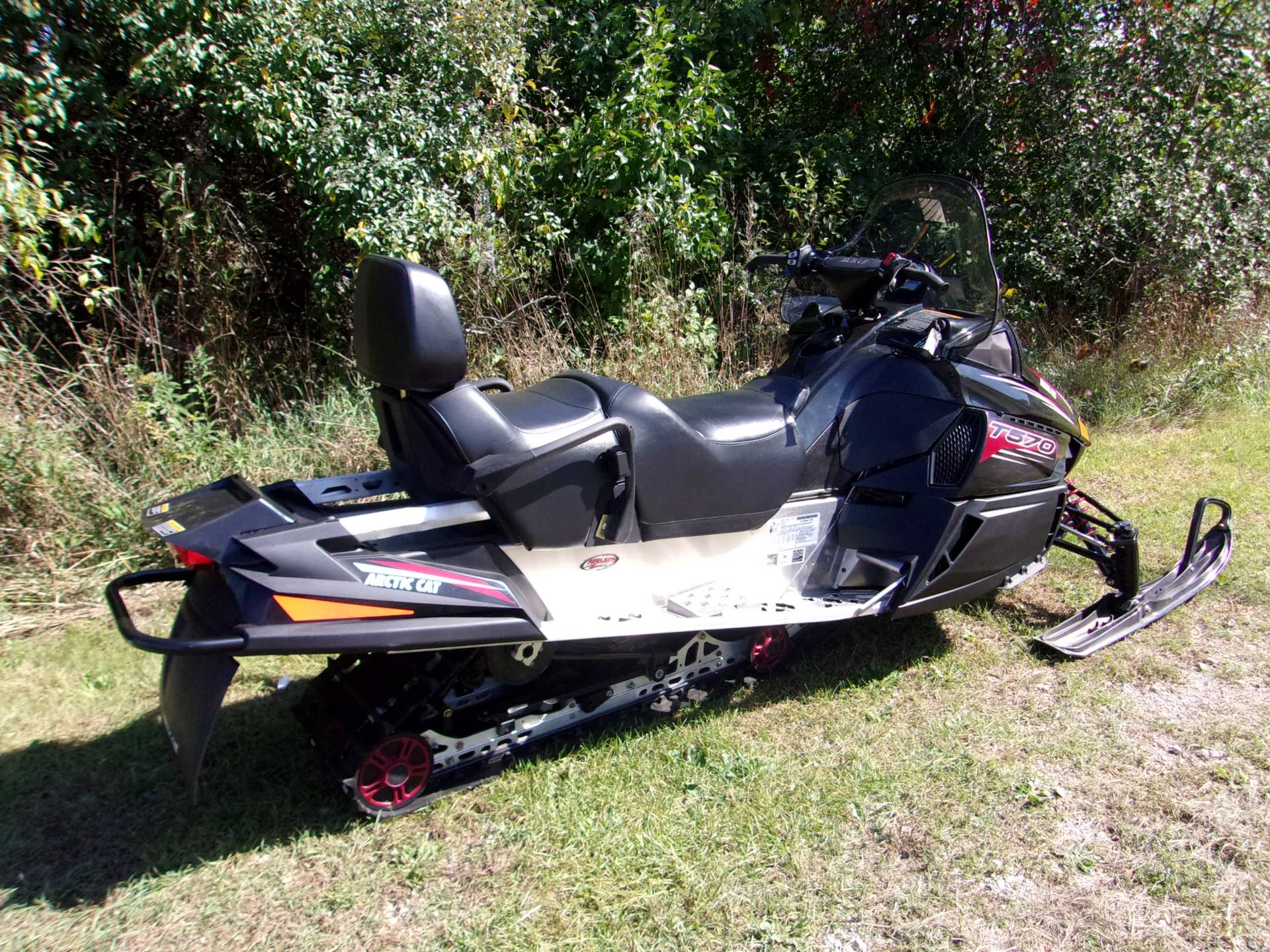 2012 Arctic Cat T570 in Mukwonago, Wisconsin