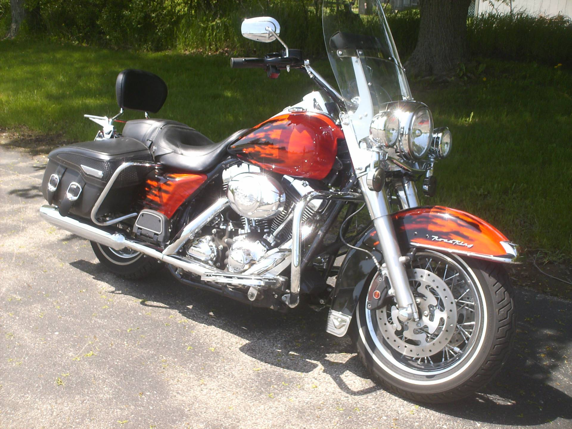 2008 Harley-Davidson Road King® Classic in Mukwonago, Wisconsin