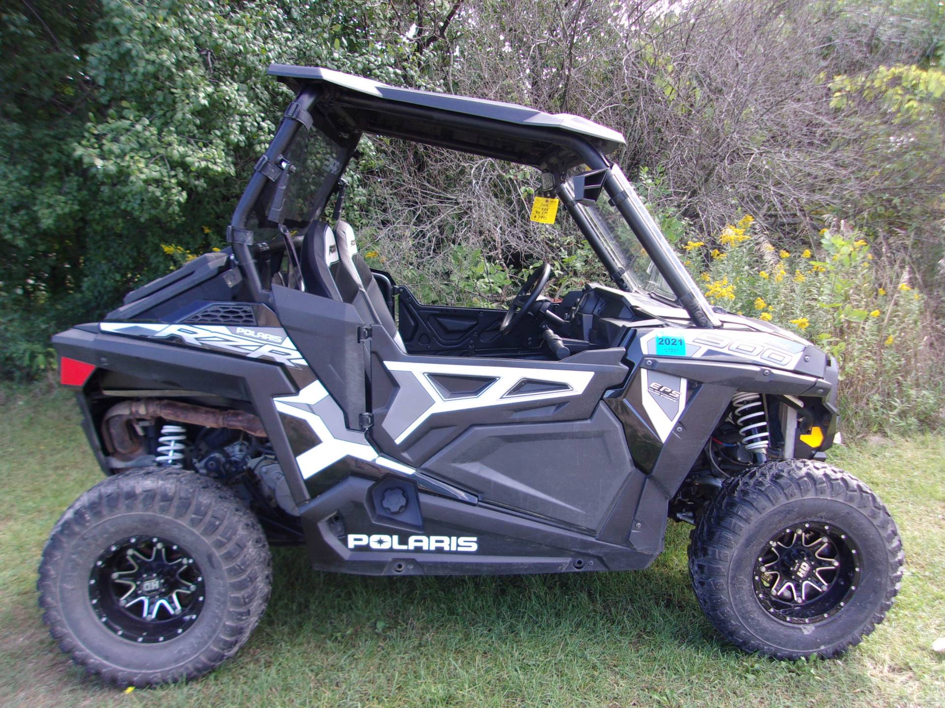 2015 Polaris RZR® 900 EPS in Mukwonago, Wisconsin - Photo 1